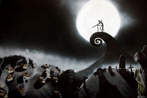 trama d Nightmare before Christmas