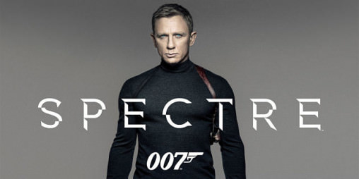 James Bond film 007 - Spectre
